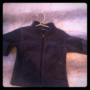 2T Columbia Navy Fleece